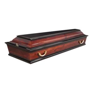 Гроб Лакированный «Стандарт» 4-гранный