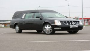 Катафалк Cadillac DTS