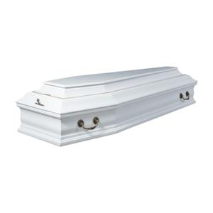 Гроб Лакированный «Сириус» 6-гранный