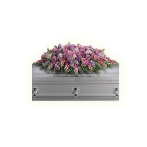 Композиция на гроб  №1