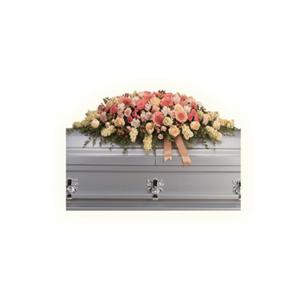 Композиция на гроб №4