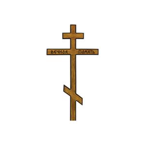 Крест дубовый «Классический»