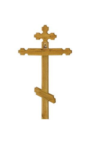 """Крест """"Резной"""" дуб"""