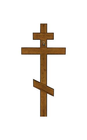 "Крест ""Широкий"" дуб"