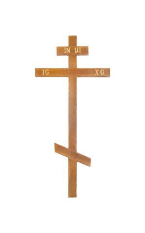 """Крест """"простой"""" дуб"""