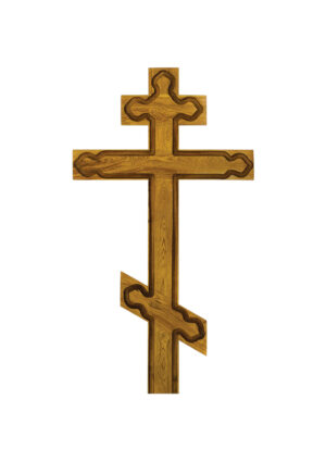 "Крест ""Византийский"" дуб"