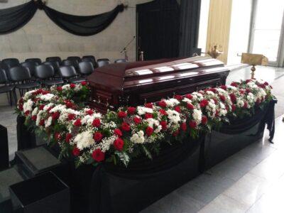 Зал крематория