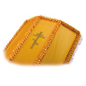 Крест на гроб малый №2