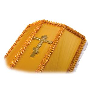 Крест на гроб средний №1