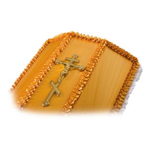 Крест на гроб большой «Французский»